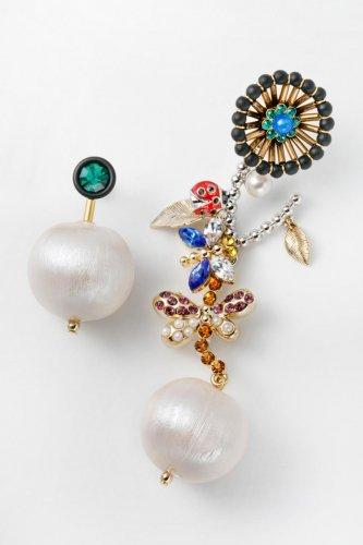 coccinelle earrings