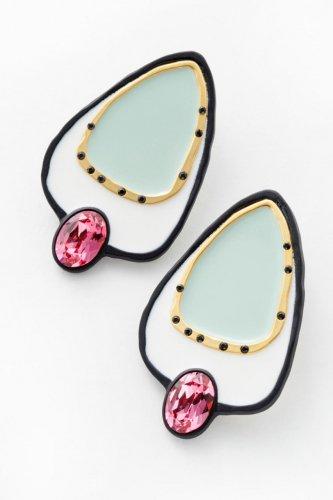 cuiller pierced pink