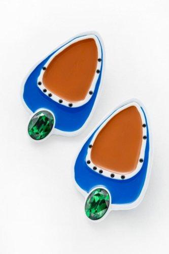 cuiller pierced green
