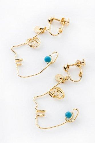 profil earrings