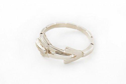 flèche ring