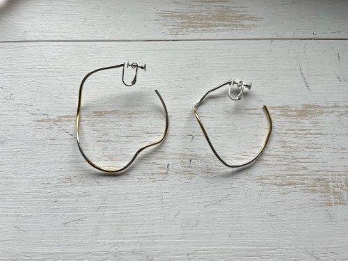 -再入荷-hoop earring-random-