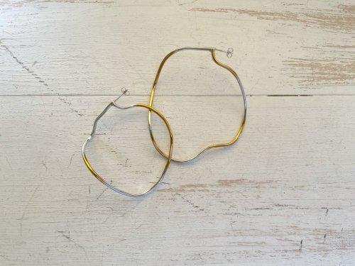 -再入荷-hoop pierced -random-