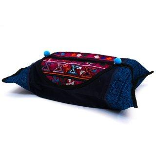 A Bu-Ali(アブアリ)アカ族刺繍のティッシュBOXカバー0034