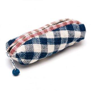 ルー族刺繍のペンケース