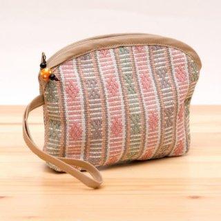 A Bu-Ali(アブアリ)カレン族刺繍コスメポーチ 0005