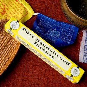 Pure Sandarwood ピュア・サンダルウッドのチベット香