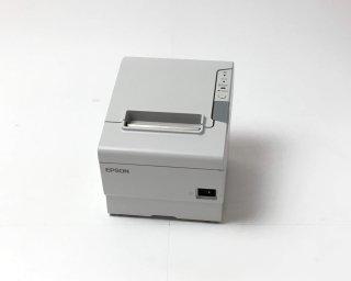 【厳選Reuse】EPSON TM-T885(USB・RS232C/58mm)ホワイト