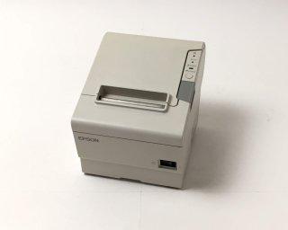 【Reuse】EPSONレシートプリンタTM-T885(USB・パラレル/80mm)ホワイト