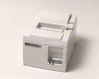 【厳選Reuse】Star レシートプリンタ TSP100シリーズ TSP143GT(USB/80mm)ホワイト