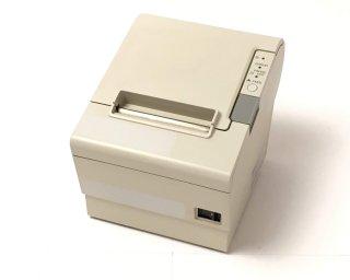 【お買得Reuse】EPSONレシートプリンタ TM-T884 (パラレル/80mm)ホワイト