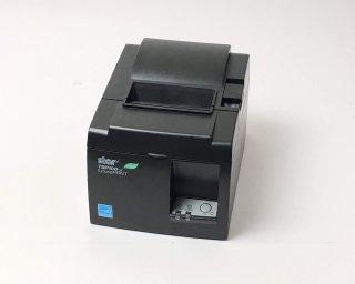 【厳選Reuse】STARレシートプリンタ TSP143II(USB/80mm)ブラック