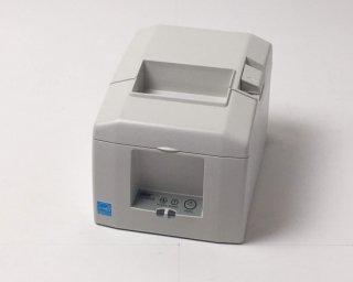 【厳選Reuse】Starレシートプリンタ TSP654II(LAN/80mm)ホワイト