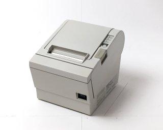 【Reuse】EPSON レシートプリンタ TM-T882 (RS232C/80mm)ホワイト