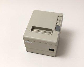 【Reuse】EPSON レシートプリンタ TM-T884 (RS232C/80mm)ホワイト