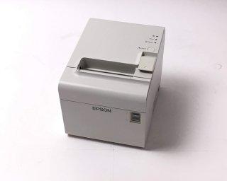 【厳選Reuse】EPSON レシートプリンター TM-T90II (USB/無線LAN 80mm)ホワイト