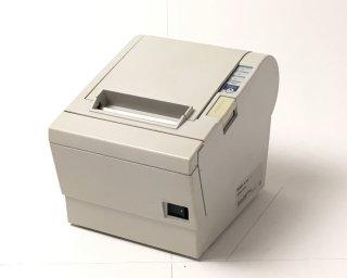 【Reuse】EPSONレシートプリンタ TM-T883(LAN/80mm)ホワイト