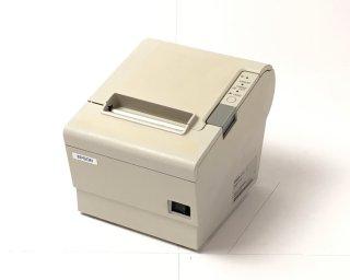 【お買得Reuse】EPSON  レシートプリンター TM-T884(RS232C/80mm)ホワイト