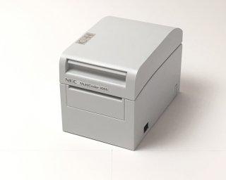 【厳選Reuse】NEC レシートプリンタ MultiCoder 300S2DCU(USB/80mm)ホワイト