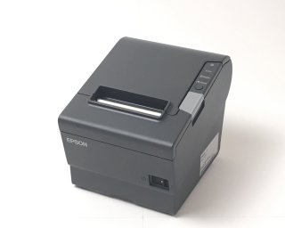 【厳選Reuse】EPSON レシートプリンタ TM-T885(USB・パラレル/80mm)ブラック