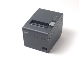 【厳選Reuse】EPSON レシートプリンタ TM-T202(LAN/80mm)ブラック