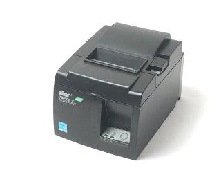 【Reuse】STARレシートプリンタ TSP143II(USB/80mm)ブラック