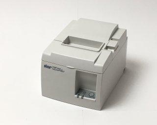 【厳選Reuse】StarレシートプリンタTSP143(LAN/80mm)ホワイト