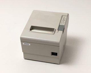 【Reuse】EPSON レシートプリンタTM-T884(RS232C/58mm) ホワイト