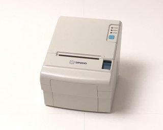 【厳選Reuse】ウェルコムデザイン レシートプリンター LK-T210(LAN/80mm)ホワイト