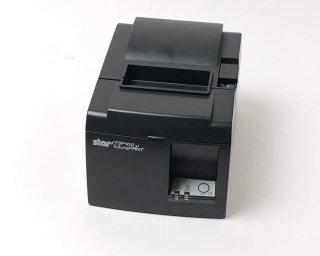 【厳選Reuse】Starレシートプリンタ TSP100シリーズ TSP143(USB/80mm)ブラック