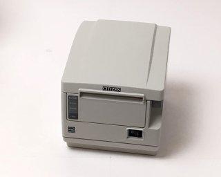 【厳選Reuse】CITIZEN レシートプリンタ CT-S651(RS232C/80mm)ホワイト