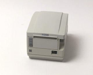 【Reuse】CITIZEN レシートプリンタ CT-S651(USB/80mm)ホワイト