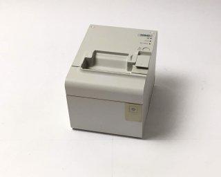 【お買い得Reuse】EPSONレシートプリンタ TM-T90KP(LAN/80mm)ホワイト