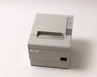 【厳選Reuse】EPSON レシートプリンタ TM-T884(USB/58mm)ホワイト