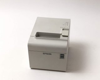 【Reuse】EPSON レシートプリンター TM-T90II(USB/80mm)ホワイト