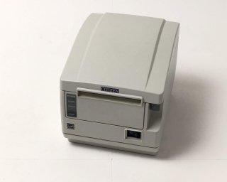 【厳選Reuse】CITIZEN レシートプリンタ CT-S651(LAN/80mm)ホワイト(電源付)