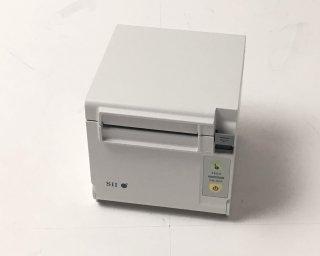 【厳選Reuse】SII レシートプリンタ RP-D10(USB/80mm)ホワイト