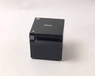 【厳選Reuse】EPSON レシートプリンタ TM-M30(USB・LAN・Bluetooth/80mm)ブラック