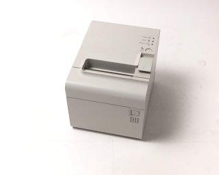 【厳選Reuse】EPSON TM-T90 サーマルレシートプリンタ(LAN/80mm) ホワイト