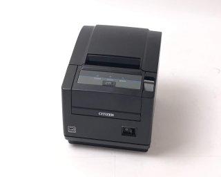 【厳選Reuse】CITIZEN レシートプリンタ CT-S601(LAN/80mm)ブラック