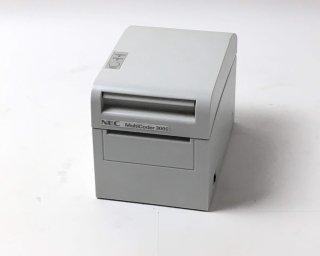 【Reuse】NEC レシートプリンター PR-T300S2DCL(LAN/80mm)