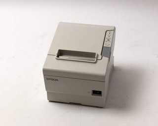【Reuse】EPSON レシートプリンター TM-T885(RS232C/80mm)ホワイト