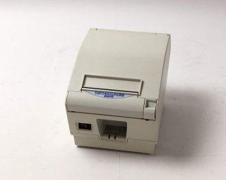 【Reuse】Star レシートプリンター TSP743II E2-LFX(S) (LAN)ホワイト