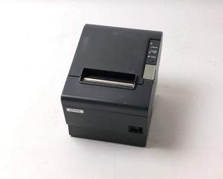 【Reuse】EPSON レシートプリンタTM-T884(RS232C/58mm) ブラック