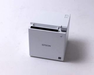 【厳選Reuse】EPSON レシートプリンタ TM-M30(USB・LAN・Bluetooth/80mm)ホワイト