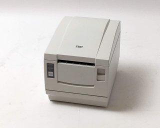 【厳選Reuse】TEC レシートプリンタ  TRST-56-U-2W-R(USB/58mm)ホワイト