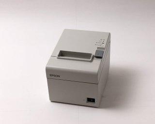 【Reuse】EPSON レシートプリンタ TM-T202(Bluetooth/58mm)ホワイト