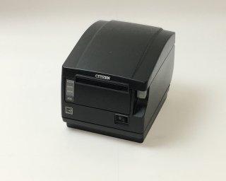【厳選Reuse】CITIZEN レシートプリンタ CT-S651(LAN/80mm)ブラック(電源付)