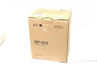 【厳選Reuse】SII レシートプリンタ PR-D10(Bluetooth/80mm)ブラック