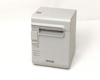 【Reuse】EPSON レシートプリンタ TM-L90(LAN/80mm)ホワイト
